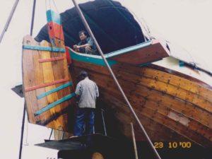 Sricharoen Traditional Shipyard